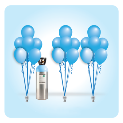Helium Tank Rental & Balloon Packages - Washington, DC, MD, VA
